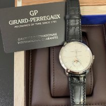 Girard Perregaux Steel 40mm Automatic A1690 pre-owned Singapore, Singapore