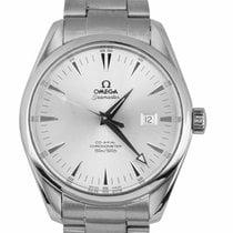 Omega Seamaster Aqua Terra Steel 42mm Silver