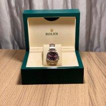 Rolex Oyster Perpetual 31 Stahl 31mm Violett Schweiz, Riehen