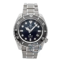 Seiko Grand Seiko Titanium 46.9mm Blue Arabic numerals United States of America, Pennsylvania, Bala Cynwyd
