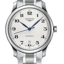 Longines Master Collection Acero 38.5mm Plata Arábigos España, España