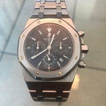 Audemars Piguet 25860ST.OO.1110ST.03 Steel 2003 Royal Oak Chronograph pre-owned