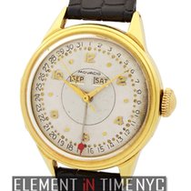 Movado Yellow gold 34mm Manual winding pre-owned United States of America, New York, New York