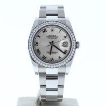 Rolex Datejust 116244 2010 подержанные
