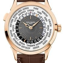Patek Philippe World Time Rose gold 38.5mm Grey Arabic numerals United States of America, Florida, Sunny Isles Beach