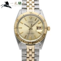 Rolex Datejust Turn-O-Graph Staal 36mm Champagne
