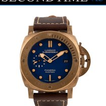 Panerai Special Editions Bronze 47mm Blue No numerals United States of America, Florida, Hollywood