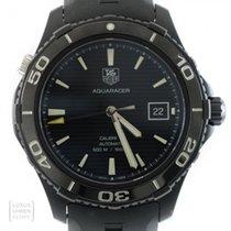 TAG Heuer Aquaracer 500M Titanium 42mm Black