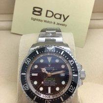 勞力士 (Rolex) Eightday Sea-Dweller DeepSea D-Blue 116660