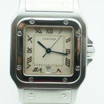 Cartier Santos Galbee Medium Roman Numerals