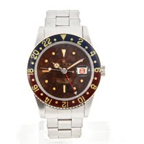 Rolex GMT-Master 6542 Bakelite Tropical Brown Dial