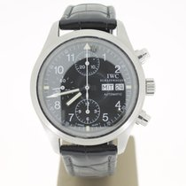 IWC Flieger Chrono Steel Day&Date 39mm (B&P2007)
