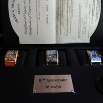 Franck Muller 10th Anniversay  Limited Edition of 10 Sets...