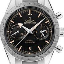 Omega Speedmaster '57 neu 2019 Automatik Chronograph Uhr mit Original-Box und Original-Papieren 331.10.42.51.01.002