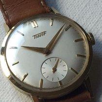 Tissot Classic 18K Yellow Gold 1960