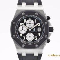 Audemars Piguet Royal Oak Offshore Chronograph Black B&P