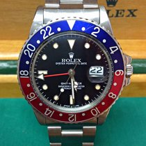 Rolex GMT-Master Steel 40mm Black No numerals United Kingdom, Wilmslow