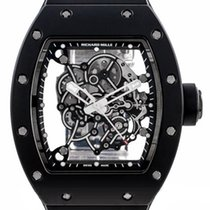 Richard Mille RM055 Bubba Watson Black Limited Edition