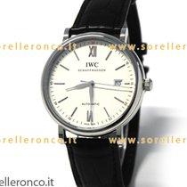 IWC Portofino Automatic Steel White Dial 40mm IWC 356501