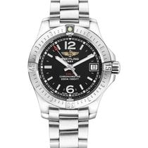 Breitling A7738811 BD46-175A Colt 33mm in Steel - on Steel...