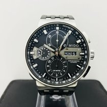Mido - All Black Dial Day -Date, Chronograph, Automátic - Men...