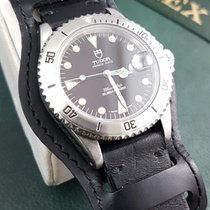 Tudor Submariner Medium 36 mm Black Dial Oyster Prince Date