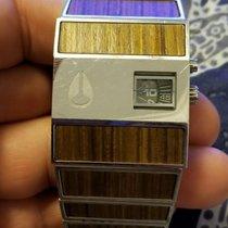 Nixon Rotolog Jump Hour Unisex Quartz Watch