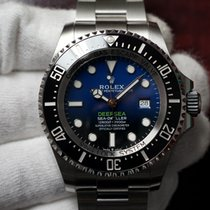 Rolex Sea-Dweller Deepsea James Cameron 126660 NEW