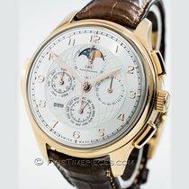 IWC Portugieser Grande Complication neu Automatik Chronograph Uhr mit Original-Box und Original-Papieren IW377402