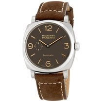Panerai Radiomir 1940 3 Days Automatic Titanium 45mm Brown Arabic numerals United States of America, New York, New York