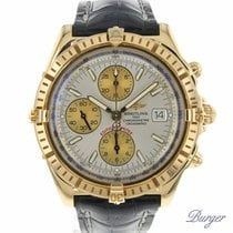 Breitling Crosswind Yellow Gold Limited Editon xx/100