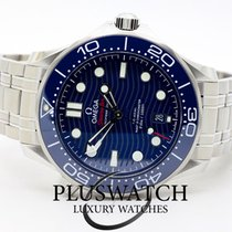 Omega Seamaster Diver 300 M 210.30.42.20.03.001     21030422003001 new