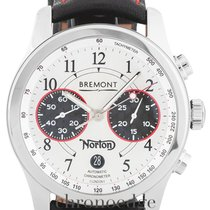 Bremont Chronograph 43mm Automatic 2018 new Silver