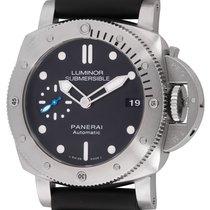 Panerai : Luminor Submersible 1950 3 Days Auto 42mm :  PAM 682...