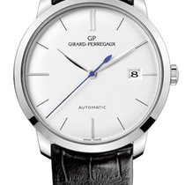 Girard Perregaux White gold Automatic 38mm new 1966