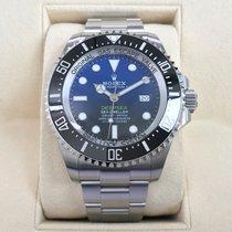 Rolex Sea-Dweller Deepsea D-Blue 2018 LC-EU