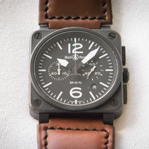 Bell & Ross BR 03-94 Chronographe Steel 42mm United States of America, Florida, Melbourne