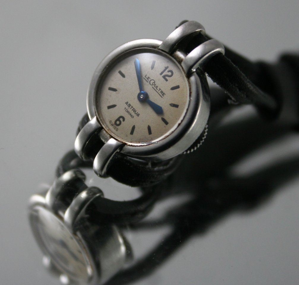 Jaeger-LeCoultre 1936 pre-owned