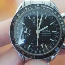 Omega 3520.50.00 Steel Speedmaster Day Date