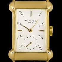 Patek Philippe Gondolo Yellow gold 20.5mm Silver Arabic numerals United Kingdom, London