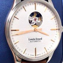 Louis Erard Steel 41mm Automatic 60287AA51.BVA01 new