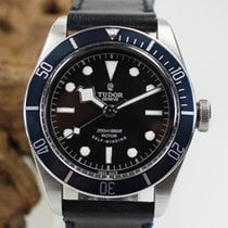 Tudor 79220B Stål 2018 Black Bay 41mm begagnad