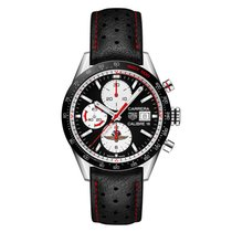 TAG Heuer CV201AS.FC6429 Steel 2019 Carrera Calibre 16 41mm new United States of America, Florida, Boca Raton