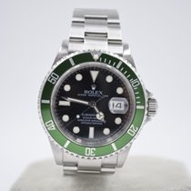 Rolex Submariner Date Steel 40mm Black United Kingdom, Hertfordshire