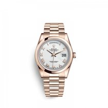 Rolex Day-Date 36 118205WRP new