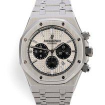 Audemars Piguet 26331ST.OO.1220ST.03 Steel 2018 Royal Oak Chronograph 41mm