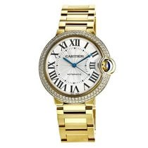 Cartier Yellow gold 36mm Automatic WJBB0007 new