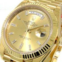 Rolex Automático Oro 100mm nuevo Day-Date 40