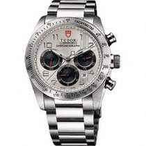 Tudor Fastrider Chrono Steel 42mm Silver United States of America, Pennsylvania, Holland