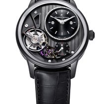Maurice Lacroix Masterpiece Gravity Steel 43mm Black